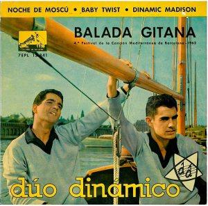 duo dinamico balada gitana