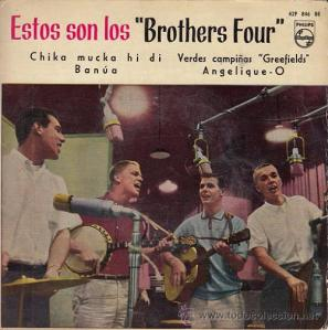 the brothers four - verdes campiñas greenfiel